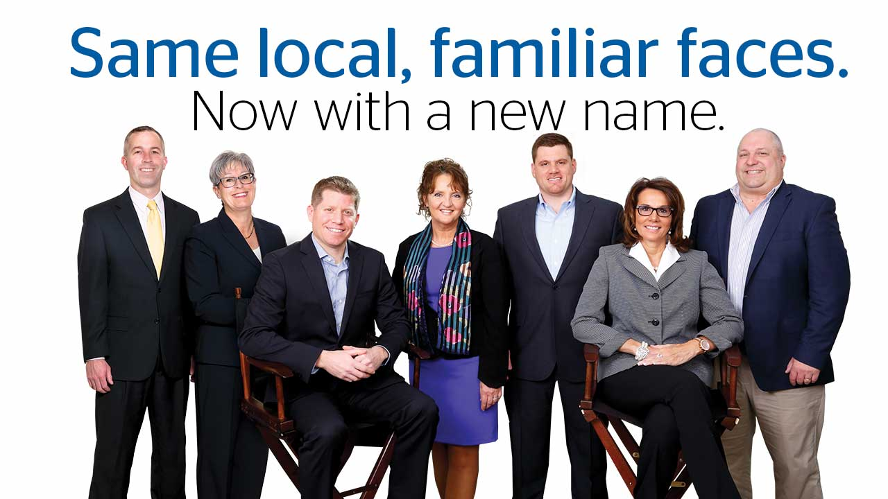 Same local, familiar faces. Now with a new name.